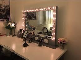 plug in vanity lighting. wonderful plug bluetooth makeup mirrors view back of head  large lighted vanity mirror  with plug ins inside in lighting