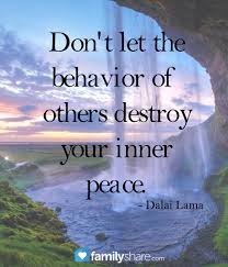 Inner Peace Have To Remind Myself Every Day Flippin Out
