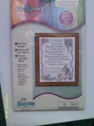 Details About Janlynn S Just A Chart 999 4003 A Babys Blessing Counted Cross Stitch Usa