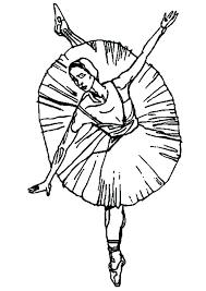 Angelina Ballerina Kleurplaten Ballet Angelina Ballerina Kleurplaat