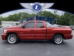 Used 2006 Dodge Ram 1500 SRT-10 RWD For Sale in Augusta, GA ...