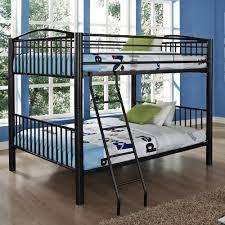 Powell Heavy Duty Metal Full Bunk Bed