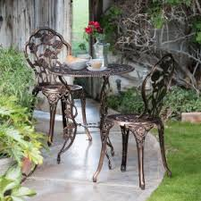 industrial style outdoor furniture. Oakland Living Rose Patio Bistro Set Industrial Style Outdoor Furniture I