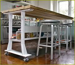 diy kitchen island cart. Delighful Diy Incredible Kitchen Island With Seating On Wheels Regard To Remodel 9 Diy Cart