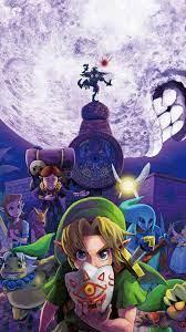 Iphone X Zelda Wallpaper