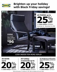 Ikea Black Friday 2019 Ad Deals And Sales