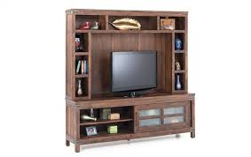 boulder entertainment 74 tv console with tv hutch