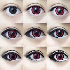 another eye makeup tutorial for cosplay