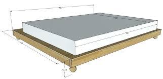 platform bed height flat platform bed frame fresh best standard platform bed height surprising ideas queen