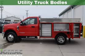 Utility Truck Bodies - JOMAC Aluminum Truck Bodies » JOMAC