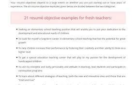 Objective For Teacher Resume Teacher Resume Objective Teacher Resume Objective yralaska 16