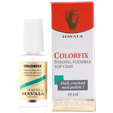 <b>Mavala</b> Colorfix <b>Top Coat</b> (10ml) | Free Shipping | Lookfantastic