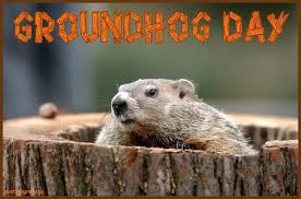 Groundhog Day Wishes Cards Images with Quotes Messages | Poetry via Relatably.com