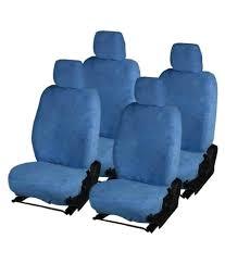 jmjw sons towel car seat covers blue