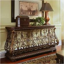 Best Wrought Iron Console Table Ideas On Pinterest Iron