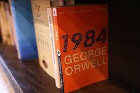 it was a bright cold day in april and the clocks were striking thir george orwell 1984 1949 firstlines greatreadpb twitter cpzmbyfqss
