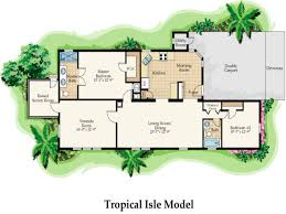 Extremely Creative 1 Tropical House Designs And Floor Plans Darwin Tropical House Plans With Photos