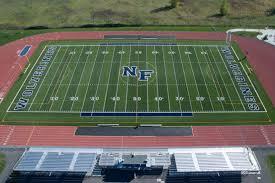 artificial football turf. A-Turf Football Field At Niagara Falls High School Artificial Turf
