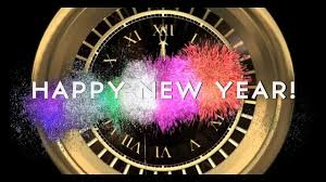 New Year Countdown Clock V 204 Timer With Sound Effects