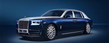 rolls royce pioneers private luxury