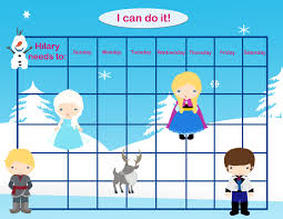 children rewards charts personalized children s incentive chart reward chart ice