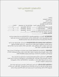 Venue Contract Template Free Wedding Venue Contract Template Templates Resume