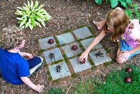 Diy Garden Projects Wonderful Diy Easy Kids Garden Games