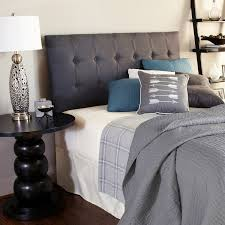 upholstered beds for sale. Perfect Beds Humble  Haute Stratton Charcoal Upholstered Headboard To Beds For Sale P
