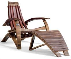 furniture made from barrels. intriguing furniture pieces made out of whiskey barrels from m