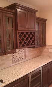 Kitchen Cabinet Wine Racks 17 Best Images About Wine Rack Ideas On Pinterest Built In Wine