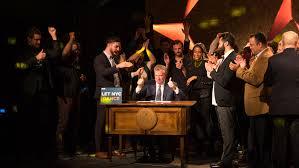 York De Repealing Legislation Cabaret Law Blasio Mayor New Signs BqvOdOz