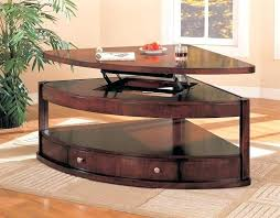rounded corner coffee table rounded corner coffee table square with kitchen remodel tampa