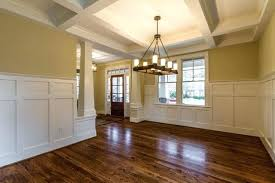 craftsman style interior trim home interiors dining room window m87 trim