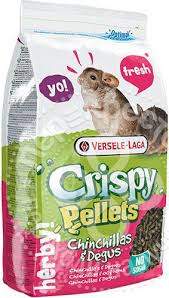 <b>Корм для грызунов Versele-Laga</b> Crispy Pellets Chinchillas&Degus ...