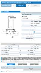 Smc English Chart Air Consumption Required Air Flow Capacity Calculator Smc