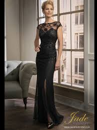 Jade Couture K198015 Sequin Lace Sheath Mother Of The Bride
