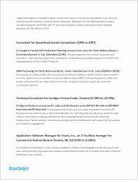 Mccombs Resume Format Interesting Mccombs Resume Template Mc Bs Resume Template 48 Elegant 48 Luxury