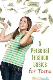 Teaching teens about finance