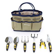 com mics 7 piece garden tool set includes garden tote com mics 7 piece garden tool set includes garden tote and 6 hand tools