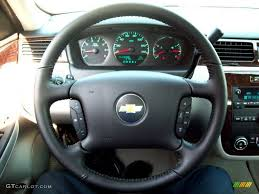2013 Chevrolet Impala LT Gray Steering Wheel Photo #70934068 ...