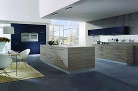 Grey Modern Kitchen Design Grey Flooring Tile In Modern Kitchen Design With White Wall Paint