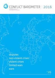 Calaméo - Conflict Barometer 2016