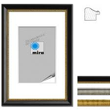 swept frame decorative and ornate picture frame boulay