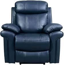 navy blue recliner light blue recliner light blue recliner navy blue recliner chair superhuman leather power
