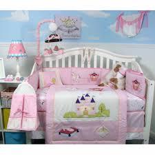 unique baby girl crib bedding sets wayfair woodland nursery girly