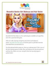 visit beautiful hair salon free games beautiful hair salon is a free android game available in google play stor