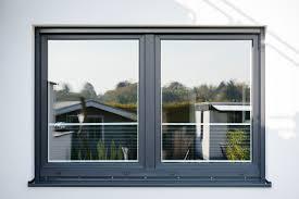 Kunststofffenster Auf Maß Neubau Architektur Garten Fenster