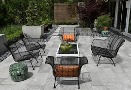 image of retro outdoor furniture sets