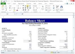 Clean Layout Presenting Assets And Liabilities Opening Balance Sheet ...