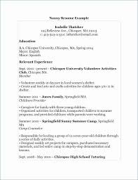 2017 Resume Examples Gorgeous 60 Resume Trends Unique Resume Description Examples Better Nanny